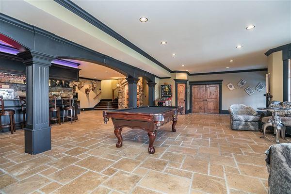 Luxury properties Immaculate, Mediterranean style home