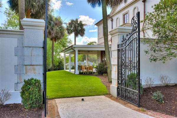 Newly renovated Mediterranean Masterpiece on Milledge Road!  luxury real estate