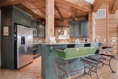 51-plus acre horse farm with custom post-n-beam home luxury homes