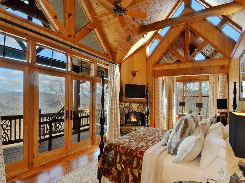Relaxed Luxury and Gorgeous Mountain Views luxury properties