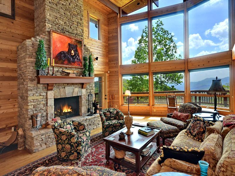 Luxury real estate Long Range Mountain Views and Fine Living
