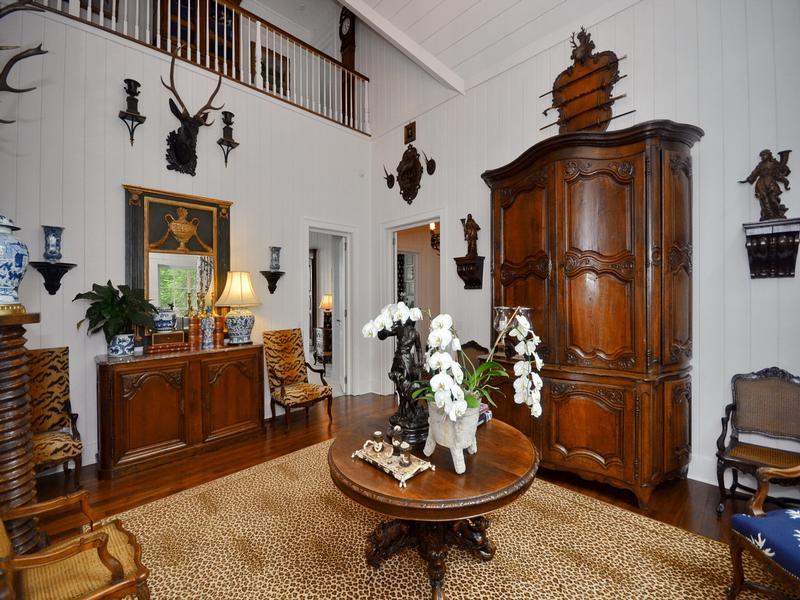 Elegant Mountaintop Estate North Carolina Luxury Homes