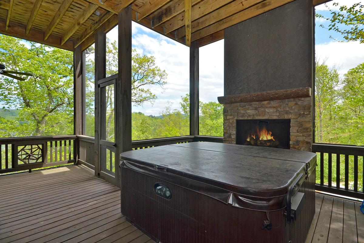 Luxury Retreat with Phenomenal Lake Glenville View luxury properties