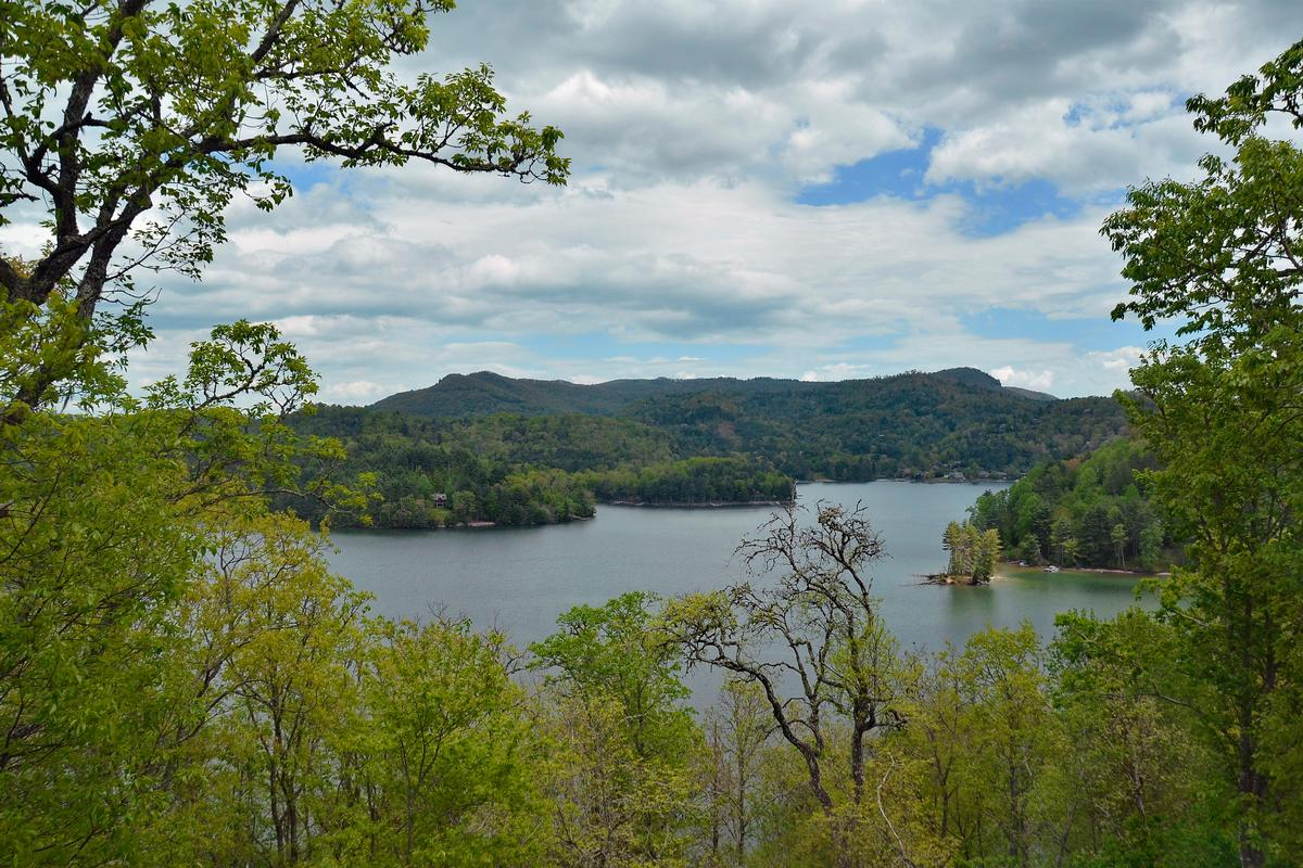 Luxury Retreat with Phenomenal Lake Glenville View luxury homes