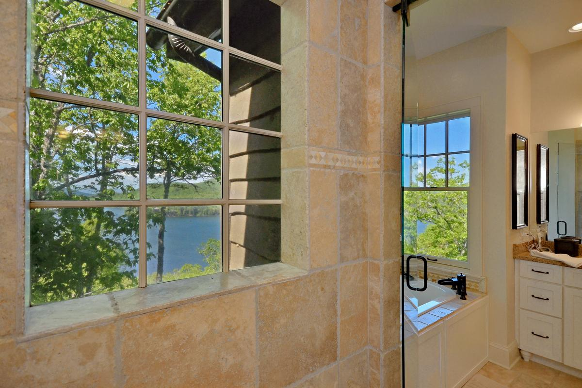 Luxury homes in Luxury Retreat with Phenomenal Lake Glenville View