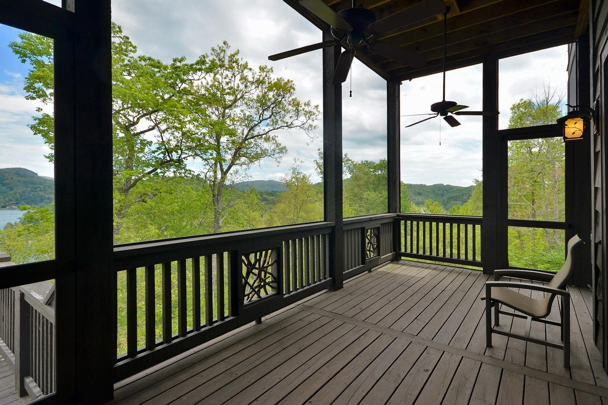 Luxury Retreat with Phenomenal Lake Glenville View luxury real estate