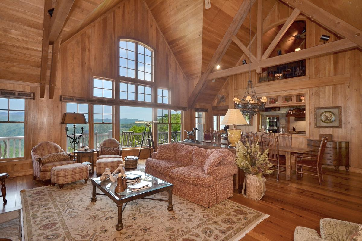 Luxury homes in Outstanding Custom Home with Huge Views