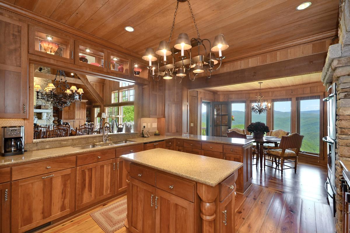 Luxury homes Outstanding Custom Home with Huge Views