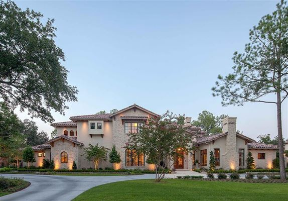 Luxury real estate Stunning traditional home