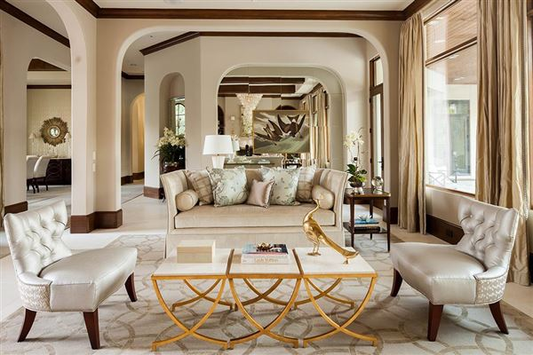 Stunning traditional home  luxury real estate