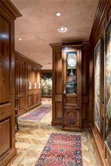 elegant custom 19th floor unit in The Huntingdon  luxury real estate