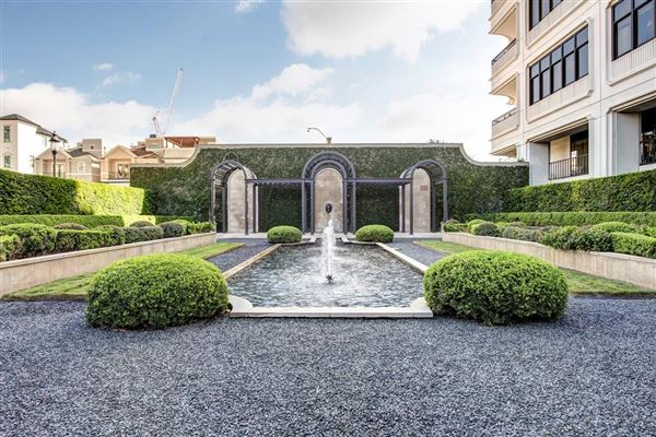 Luxury properties elegant custom 19th floor unit in The Huntingdon