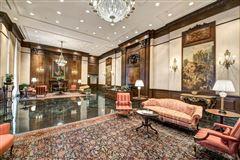 Mansions elegant custom 19th floor unit in The Huntingdon