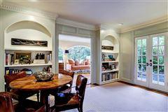 vintage home overlooking Del Monte Park luxury properties