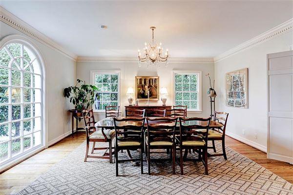 vintage home overlooking Del Monte Park luxury real estate