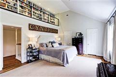 Luxury real estate vintage home overlooking Del Monte Park