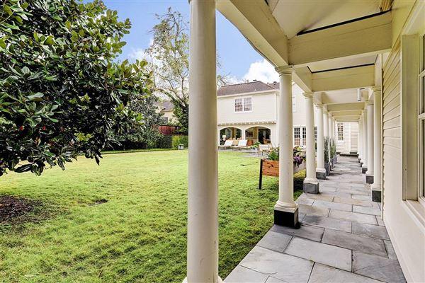 Mansions in vintage home overlooking Del Monte Park