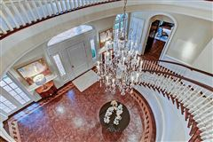 gracious Southern plantation style mansions
