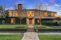 Luxury properties Dynamic and dignified Houston home