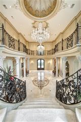 Magnificent custom French Chateau mansions
