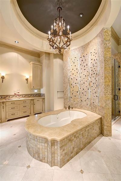 Mansions Magnificent custom French Chateau