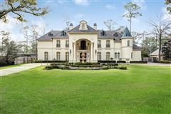 Magnificent custom French Chateau luxury properties