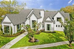 Luxury homes in fabulous recent construction on a large corner lot