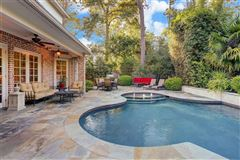 stately brick home in a gorgeous setting luxury real estate