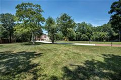 Luxury real estate sprawling mansion in desirable Rivercrest