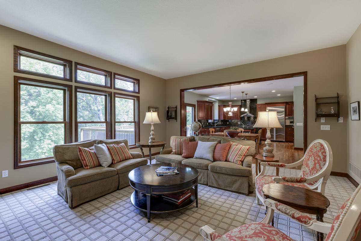 Luxury properties Conveniently Located Three Acres of Privacy