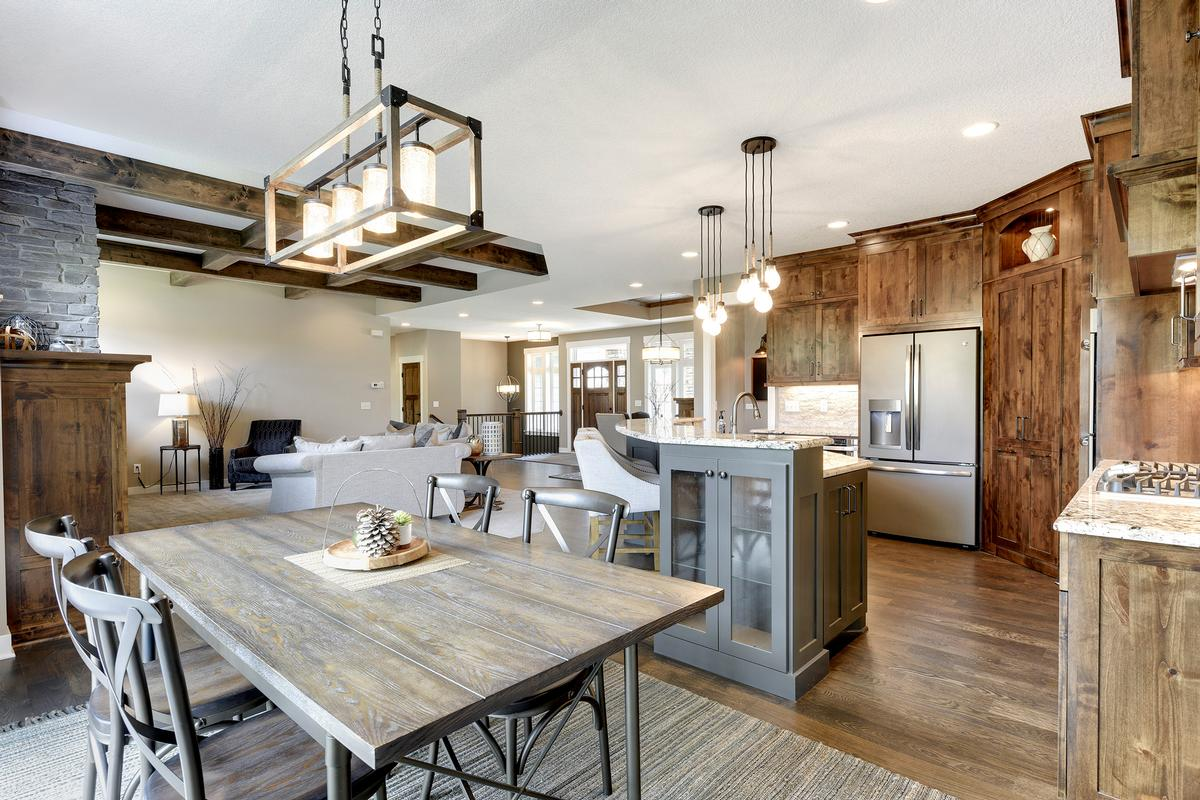 Luxury properties New Custom Home in South Plymouth