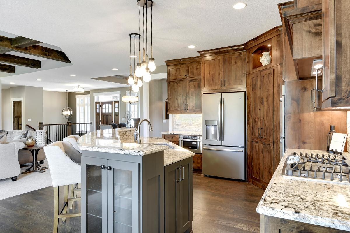 New Custom Home in South Plymouth luxury properties
