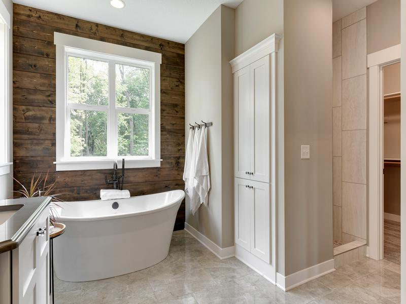 New Custom Home in South Plymouth luxury homes
