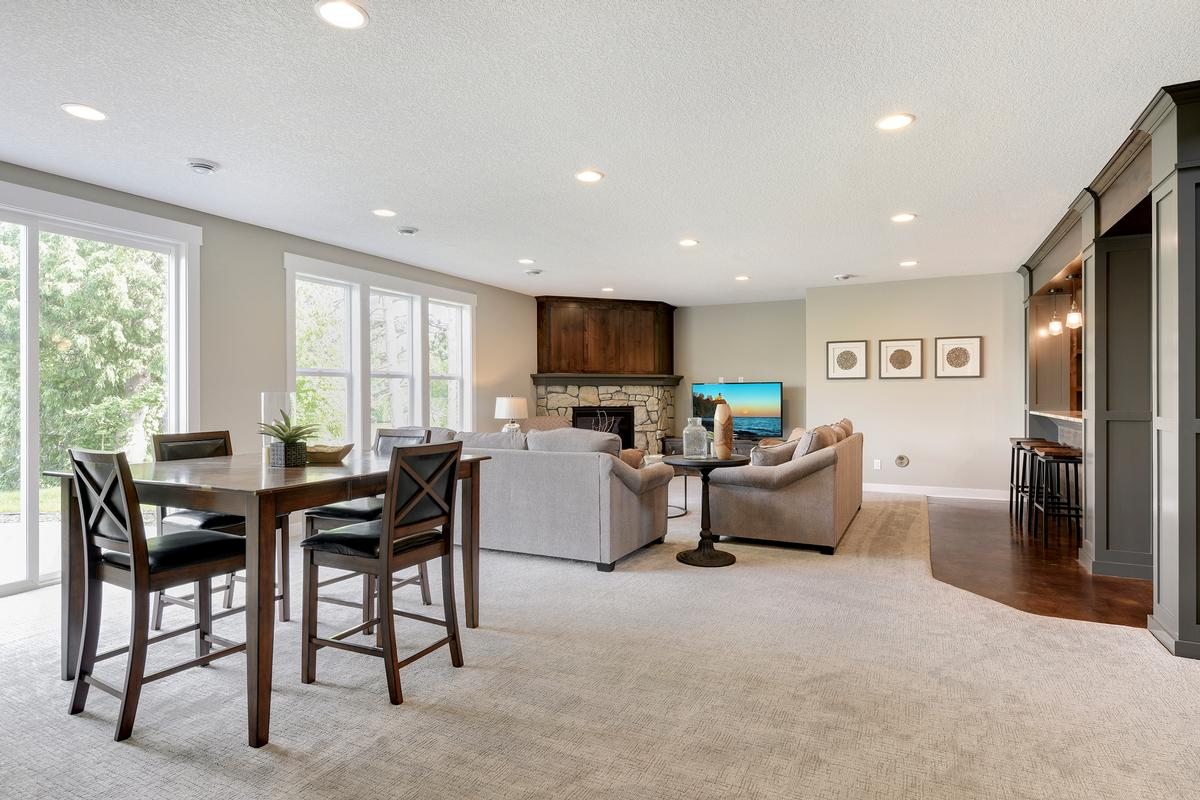 New Custom Home in South Plymouth luxury real estate