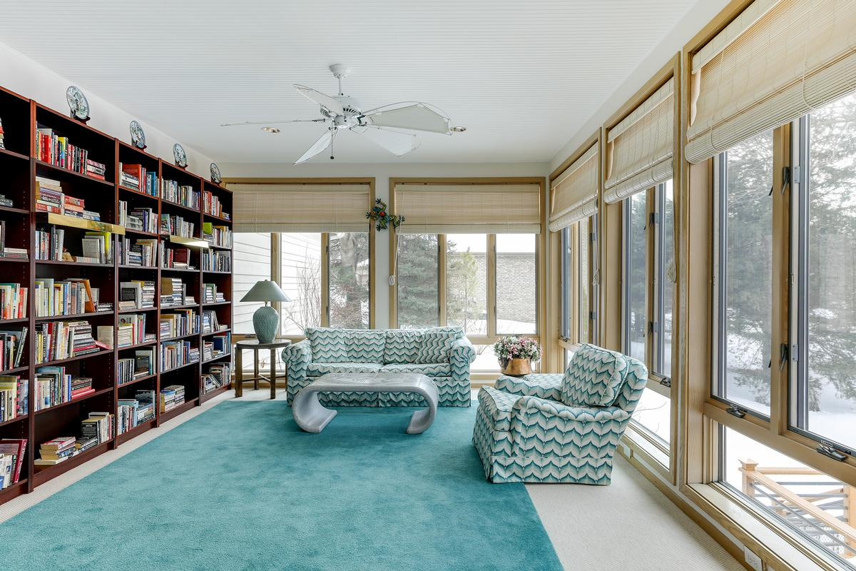 Pine Island Soft Contemporary mansions