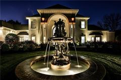 Luxury homes in eight-acre Equestrian Estate on the Chattahoochee River