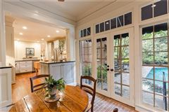 remodeled Historic Brookhaven home luxury real estate