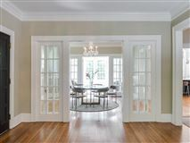 Luxury real estate ultimate in privacy in Historic Druid Hills