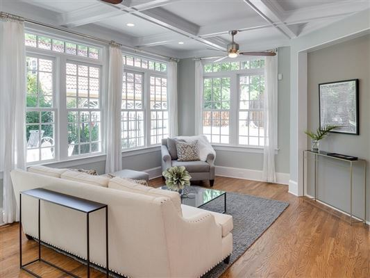 Mansions in ultimate in privacy in Historic Druid Hills
