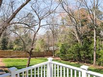ultimate in privacy in Historic Druid Hills luxury homes