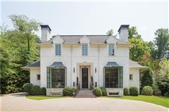 Stunning transitional style home luxury real estate