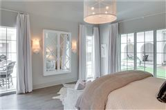 Stunning transitional style home luxury properties