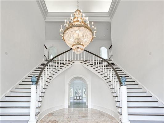 eight acre Equestrian Estate on the Chattahoochee River luxury homes