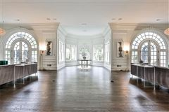 eight acre Equestrian Estate on the Chattahoochee River luxury real estate