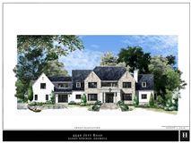 Luxury real estate Fabulous new estate home in atlanta