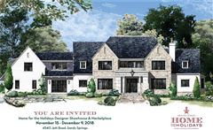 Fabulous new estate home in atlanta mansions