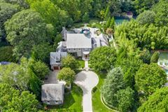 Mansions in Amazing gated Atlanta estate in private hilltop setting