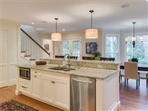 thoughtfully designed and renovated home luxury homes