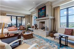 one-of-a-kind residence above the St Regis Atlanta Hotel luxury homes