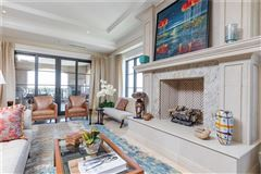 Luxury real estate one-of-a-kind residence above the St Regis Atlanta Hotel